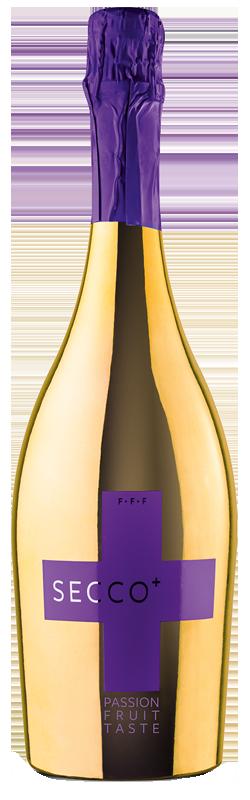 SECCO+ fľaša